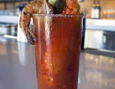 photo of ultimate bloody mary